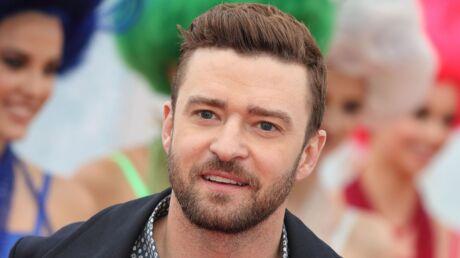 Justin Timberlake poste une photo craquante de son petit garçon qui a bien grandi!