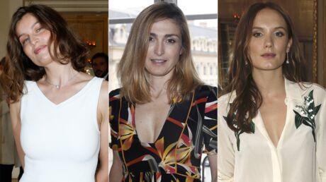 PHOTOS Défilé Boucheron: Julie Gayet décolletée et Laetitia Casta très élégante