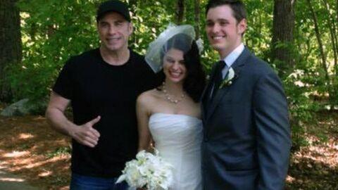 PHOTOS John Travolta s'incruste dans un mariage
