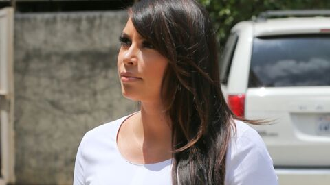 Kim Kardashian veut manger son placenta