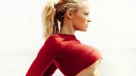 DIAPO Le clin d'œil sexy de Pamela Anderson à Alerte à Malibu