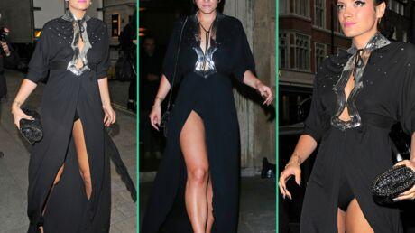 PHOTOS Lily Allen dévoile «par hasard» sa petite culotte dans les rues de Londres