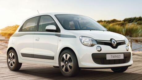 Avec Voici, tentez de gagner une des 8 Nouvelles Twingo du Grand Jeu Renault French Touch