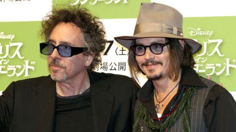 Johnny Depp aime «des trucs bizarres» selon Tim Burton