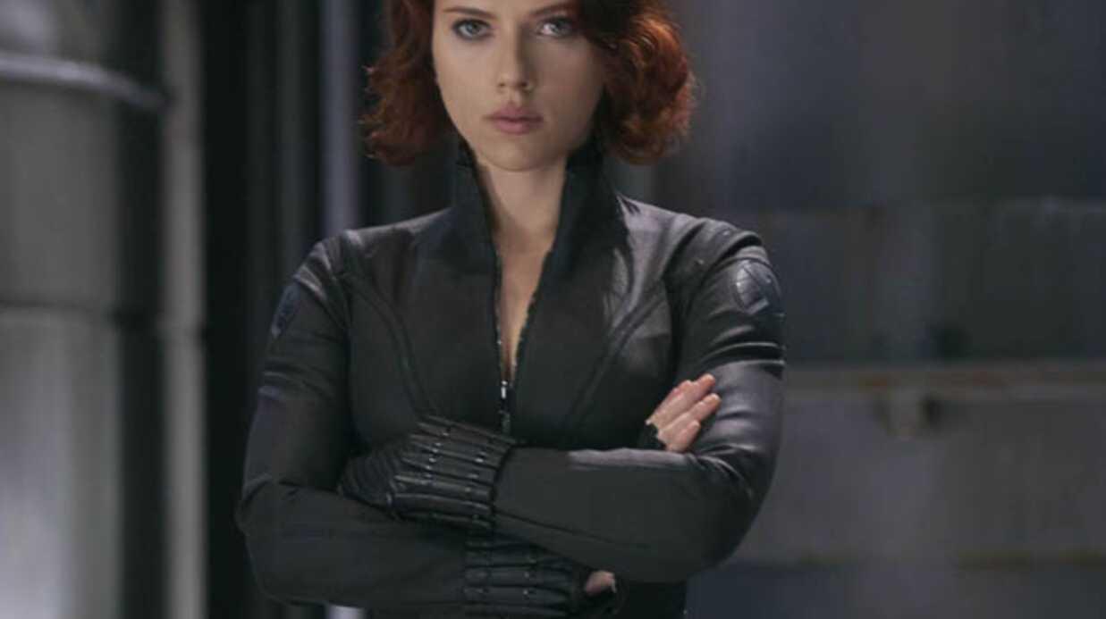 Scarlett Johansson a appris le russe en 48 heures