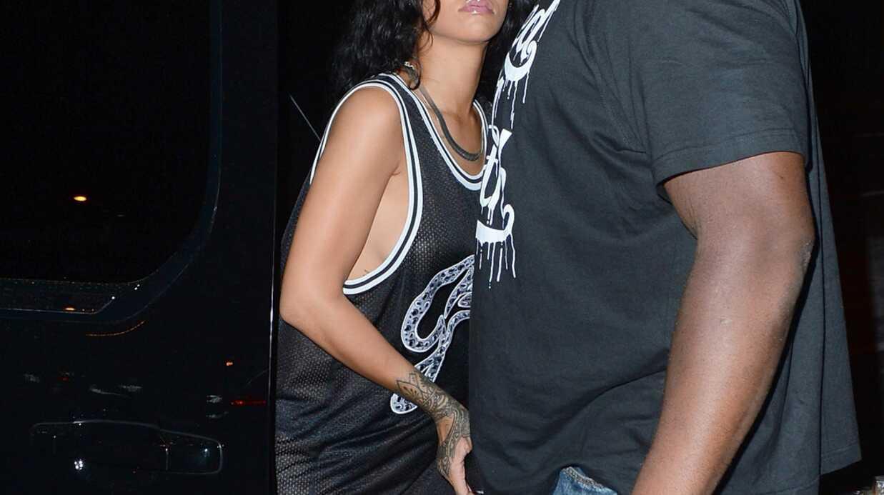 PHOTOS Rihanna: la tenue qui ne cache rien