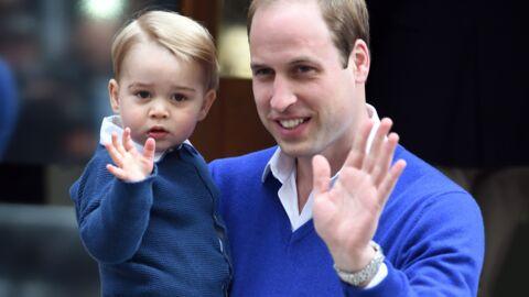 Kate et William: comment George a accueilli sa petite sœur Charlotte