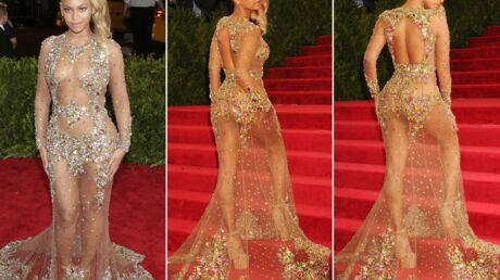 PHOTOS Gala du MET: Beyoncé presque nue, découvrez tous les looks très sexy de la soirée