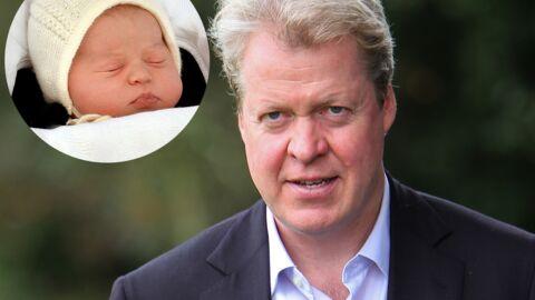 Le frère de Lady Diana heureux du prénom hommage à sa sœur pour la fille de Kate et William