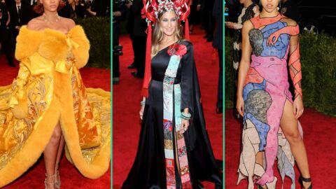 DIAPO Rihanna, Sarah Jessica Parker: les looks les plus ratés du Met Ball 2015