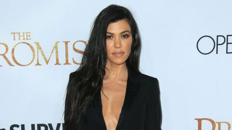 Kourtney Kardashian sort avec un beau gosse (et il est français)