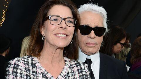 DIAPO Vanessa Paradis, Caroline de Monaco en tête d'un parterre de stars au défilé Chanel