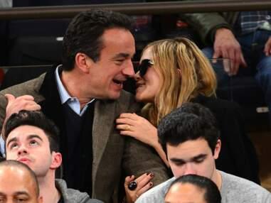 Olivier Sarkozy et Mary-Kate Olsen roucoulent en tribune