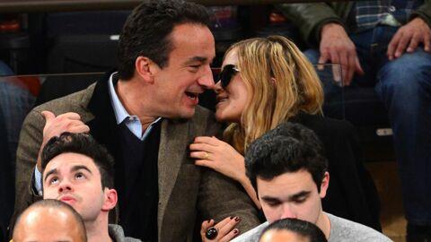 DIAPO C'est toujours l'amour fou entre Mary-Kate Olsen et Olivier Sarkozy