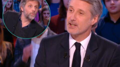 Antoine de Caunes se défend d'avoir lancé l'affaire Gayet/Hollande