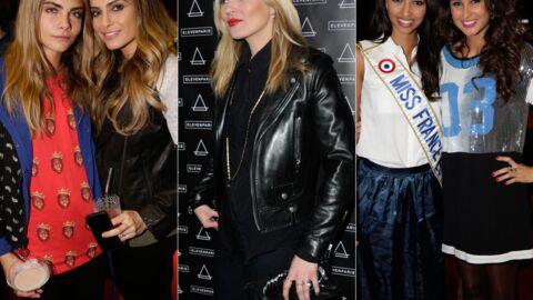 PHOTOS Une Glamour Party avec Kate Moss, Clara Morgane et des Miss France