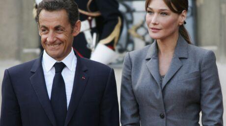 Première dame, Carla Bruni s'amusait d'«entretenir» Nicolas Sarkozy