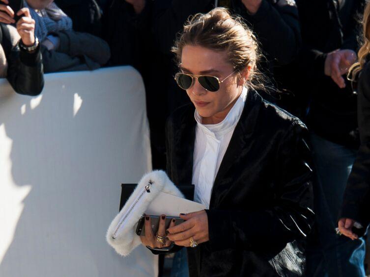 PHOTOS Mary-Kate Olsen : l'incroyable bague de fiançailles qu'Olivier Sarkozy lui a offerte
