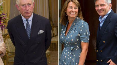 Le prince Charles empêché de voir Baby George par les parents de Kate Middleton