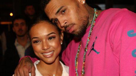 Chris Brown papa: sa petite amie Karrueche Tran le plaque sur Twitter
