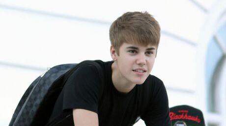 Justin Bieber nie en bloc être père