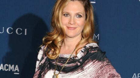 Drew Barrymore enceinte de son second enfant