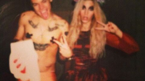 Harry Styles s'est déguisé en Miley Cyrus pour Halloween