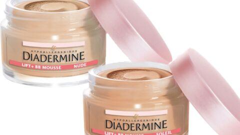 La BB Crème se fait mousse chez Diadermine