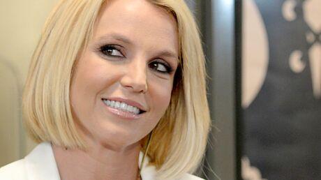 Britney Spears a (déjà) retrouvé l'amour