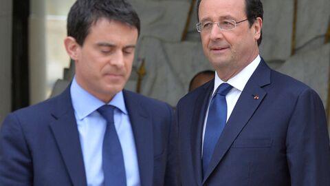 Pourquoi François Hollande a boycotté le mariage de Manuel Valls et Anne Gravoin