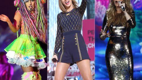 DIAPO Découvrez le classement des 10 chanteuses les mieux payées du monde