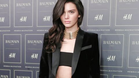 PHOTO Kendall Jenner célèbre ses 40 millions de followers en dévoilant un sein