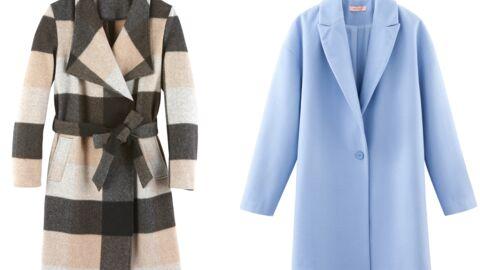Notre sélection mode: 20 manteaux à moins de 100 euros!