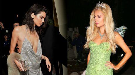 PHOTO Pour Kendall Jenner, Paris Hilton est «vintage»