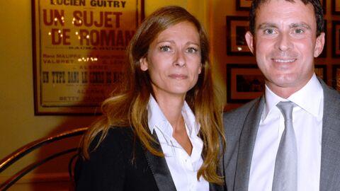 Anne Gravoin, épouse de Manuel Valls, lui déclare son amour dans la presse