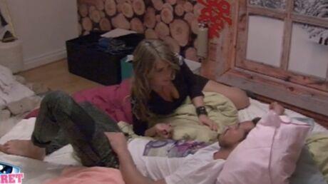 Secret Story 9: Rémi en train de quitter Emilie à cause de ce que lui a dit sa famille