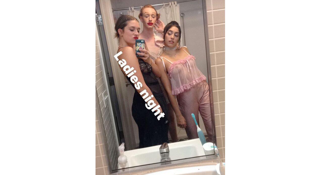 PHOTOS Lourdes Leon: la fille de Madonna pose seins nus sur Snapchat