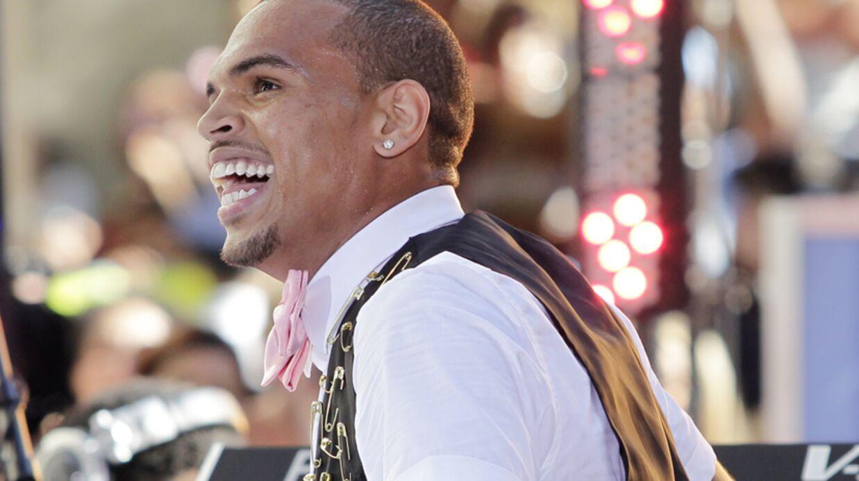 Chris Brown a retrouvé sa très généreuse fan