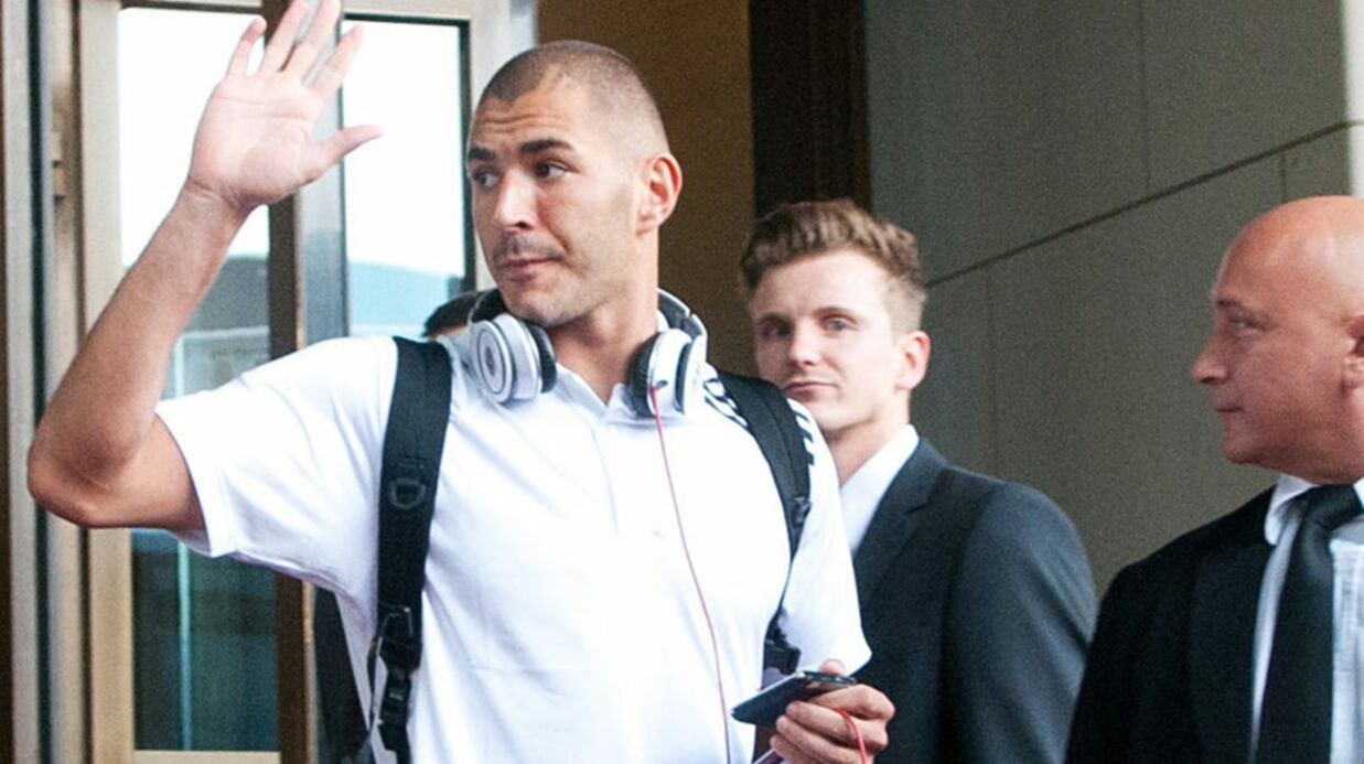 Karim Benzema: victime d'un chantage à 900 000 euros