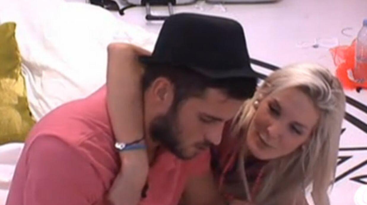 VIDEO Secret Story 5: Marie embrasse Zelko