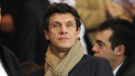 Marc Lavoine commence sa carrière d'acteur de série