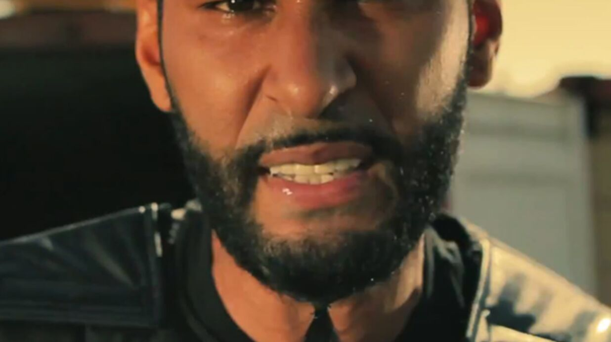 VIDEO La Fouine s'at­taque à Booba et insulte sa mère
