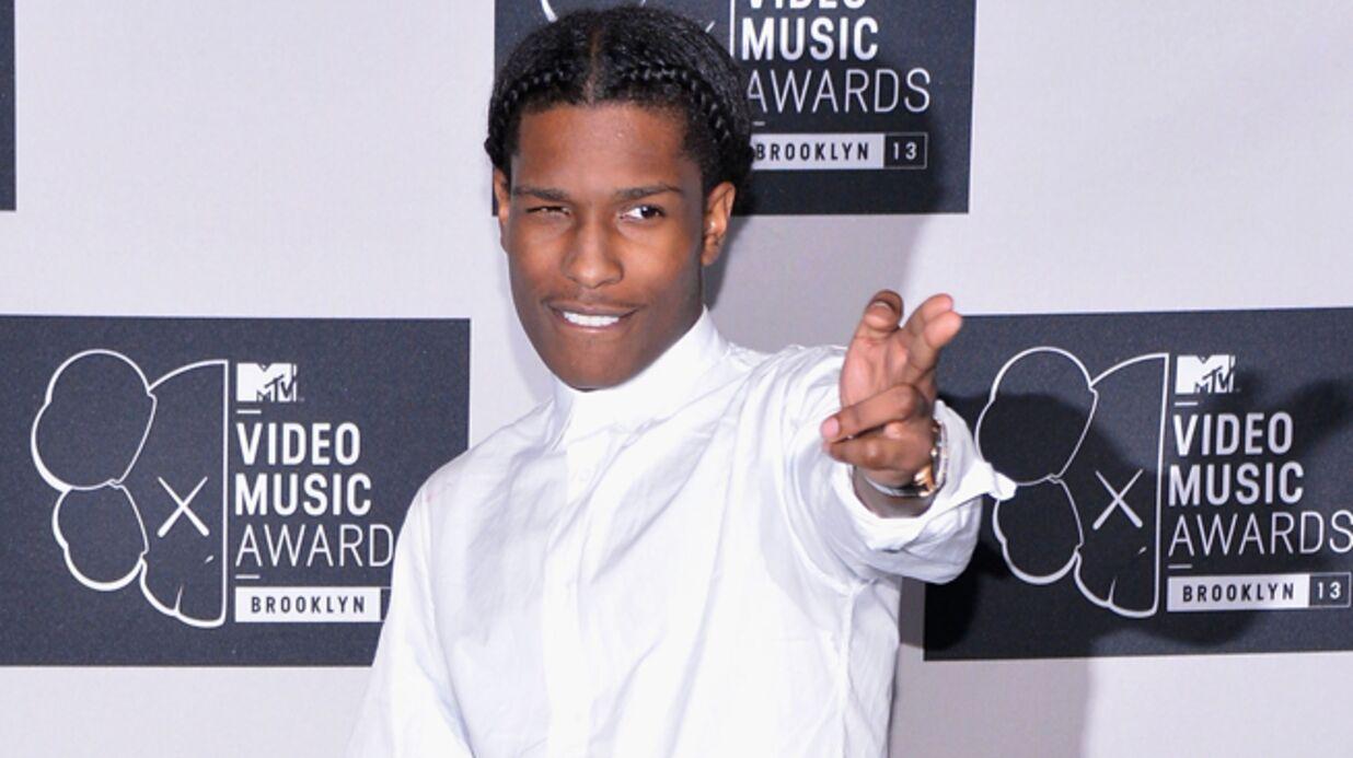 Le rappeur A$AP Rocky visé par une plainte pour avoir frappé une jeune femme