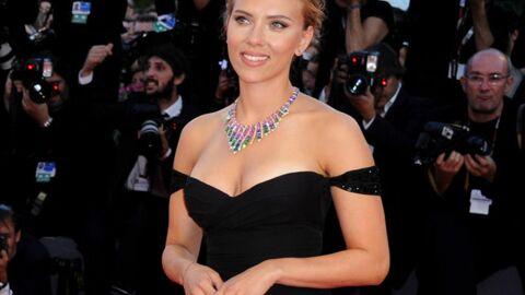 Scarlett Johansson s'est fiancée à Romain Dauriac, un journaliste français