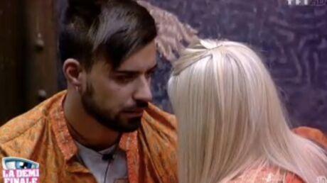 Secret Story 7: désespéré, Vincent dit «je t'aime» à Alexia