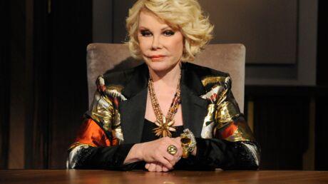 Mort de Joan Rivers à 81 ans: la télévision américaine en deuil