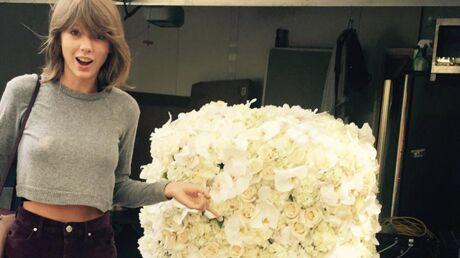 Kanye West envoie un bouquet de fleurs à Taylor Swift, elle le soutient dans sa campagne