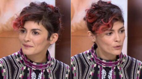 PHOTOS Audrey Tautou: sa nouvelle coupe de cheveux étonnante fait réagir