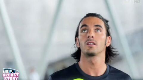 Secret Story 6: Thomas était à l'Olympique de Marseille avec Samir Nasri