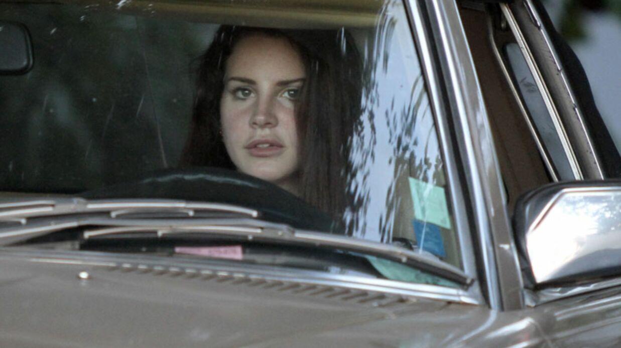 PHOTOS Lana Del Rey au naturel, son visage n'est plus le même